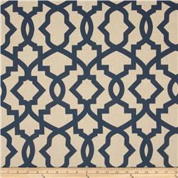 Premier Prints Sheffield Blend Laken Indigo