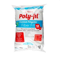 Fairfield 100% Polyester Poly-Fil 12 oz