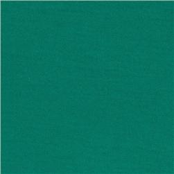 Stretch Rayon Jersey Knit Teal