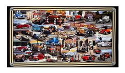 "Artworks II Digital Hot Rodding USA 24"" Panel Multi"