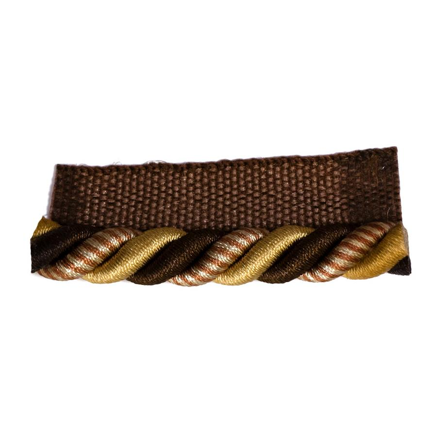 "Trend 1"" 01740 Cord Trim Tiger's Eye"