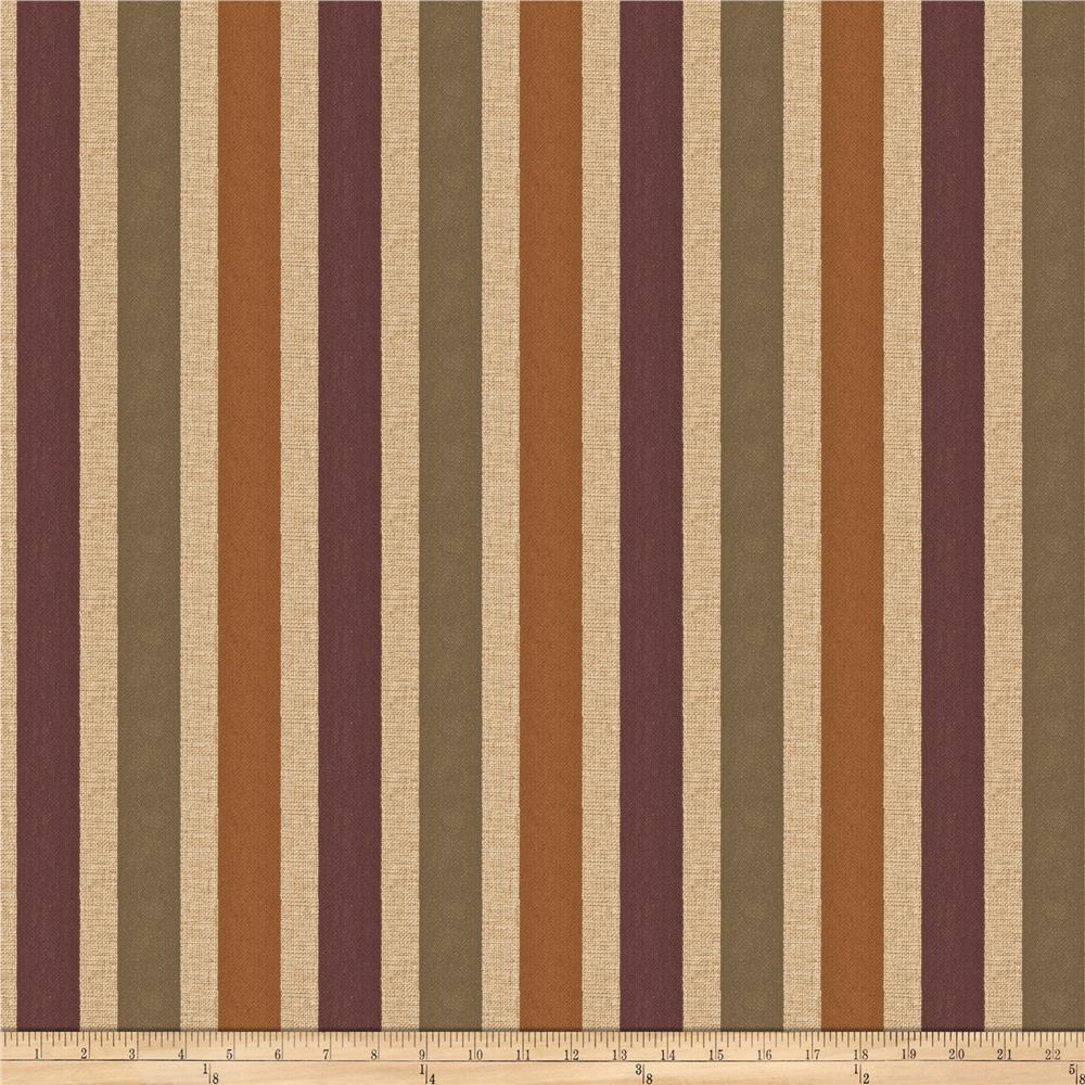 Fabricut Tailored Stripe Jacquard Hazel