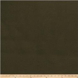 Fabricut Manhasset Faux Leather Olive