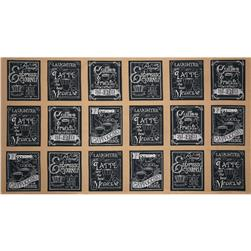 Blend Coffee Blocks Panel Multi