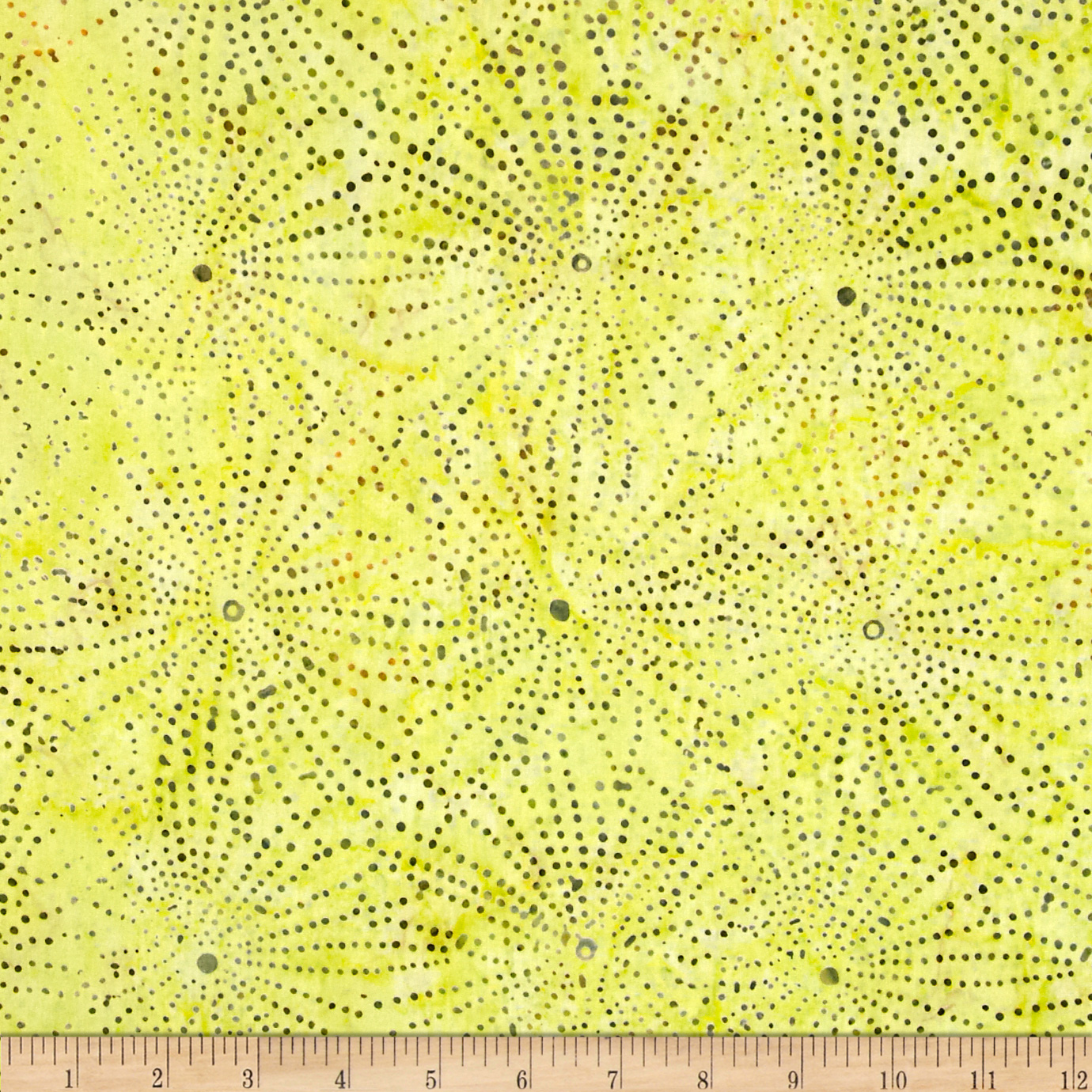 Tonga Batik Punch Galaxy Lemon