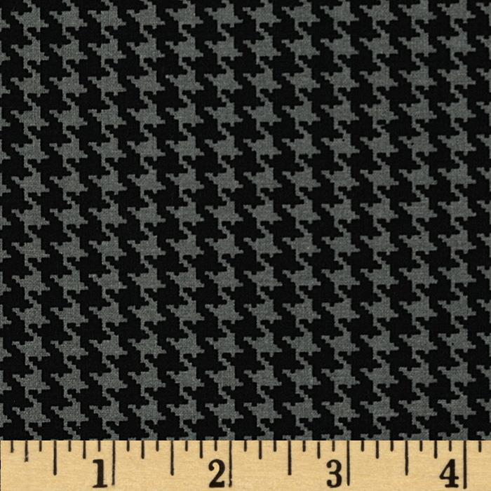 Spotlight Houndstooth Grey/Black