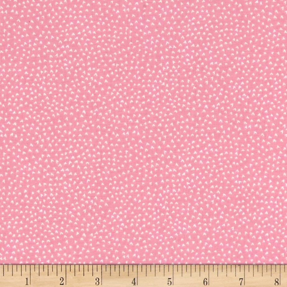 Notepad Triangle Points Pink