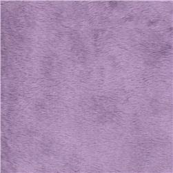 Mar Bella Minky Solid Cuddle Violetta Fabric