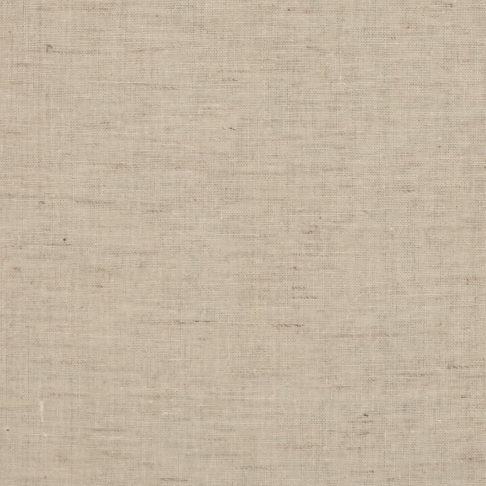 Kaufman Raw and Very Refined Flax Voile Natural