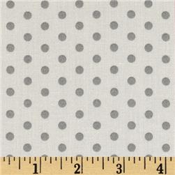 Anapola Polka Dot Grey/Cream