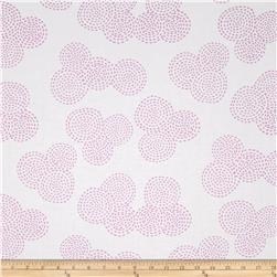 Michael Miller Stitch Circle Peony Fabric