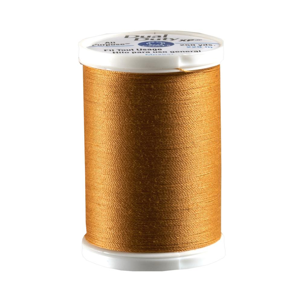 Coats & Clark Dual Duty XP 250yd Mine Gold