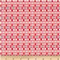 Riley Blake Kitchen Harlequin Pink