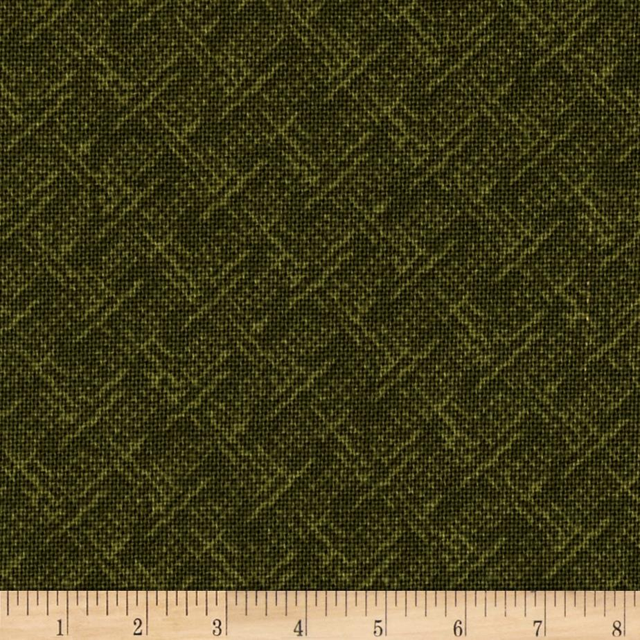 Always the Season Texture Dark Green