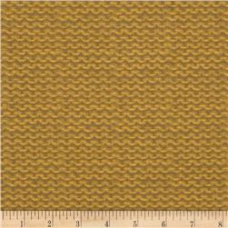A Closer Look Purl Texture Ochre