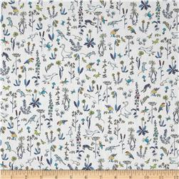 Liberty of London Seasonal Tana Lawn Theo White/Multi