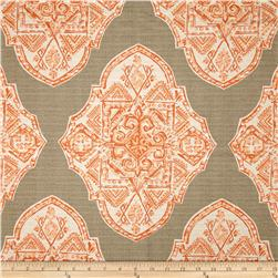 Lacefield Malta Medallion Texture Apricot