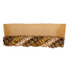 "Trend 1"" 01462 Cord Trim Beeswax"