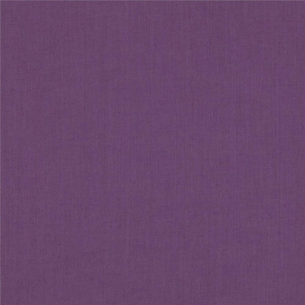 Cotton Voile Dark Lavender
