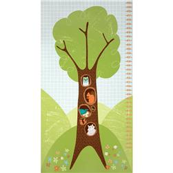 Wonderful Woodlands Growth Chart Green