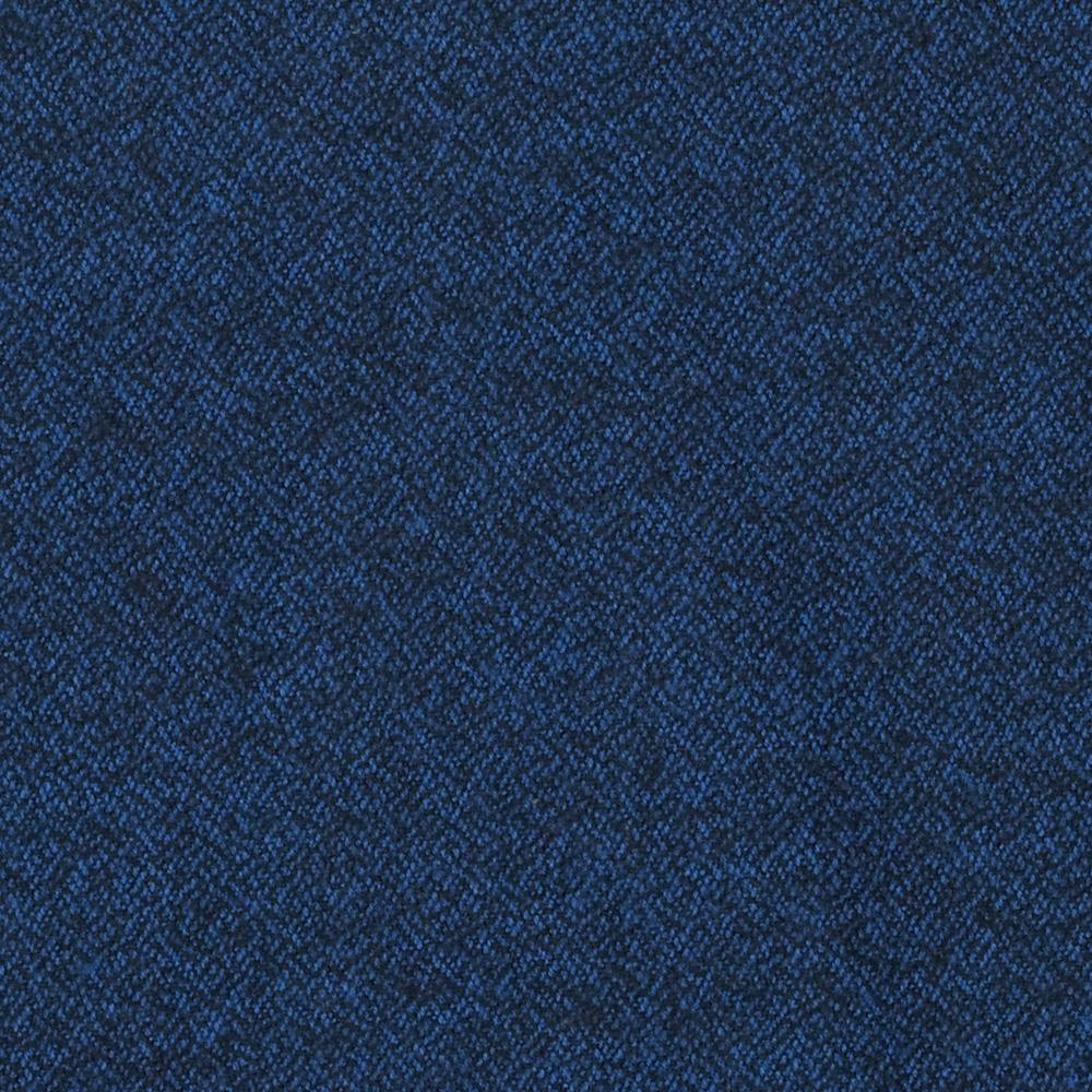 Kaufman Shetland Flannel Textured Solid Navy Fabric By The Yard