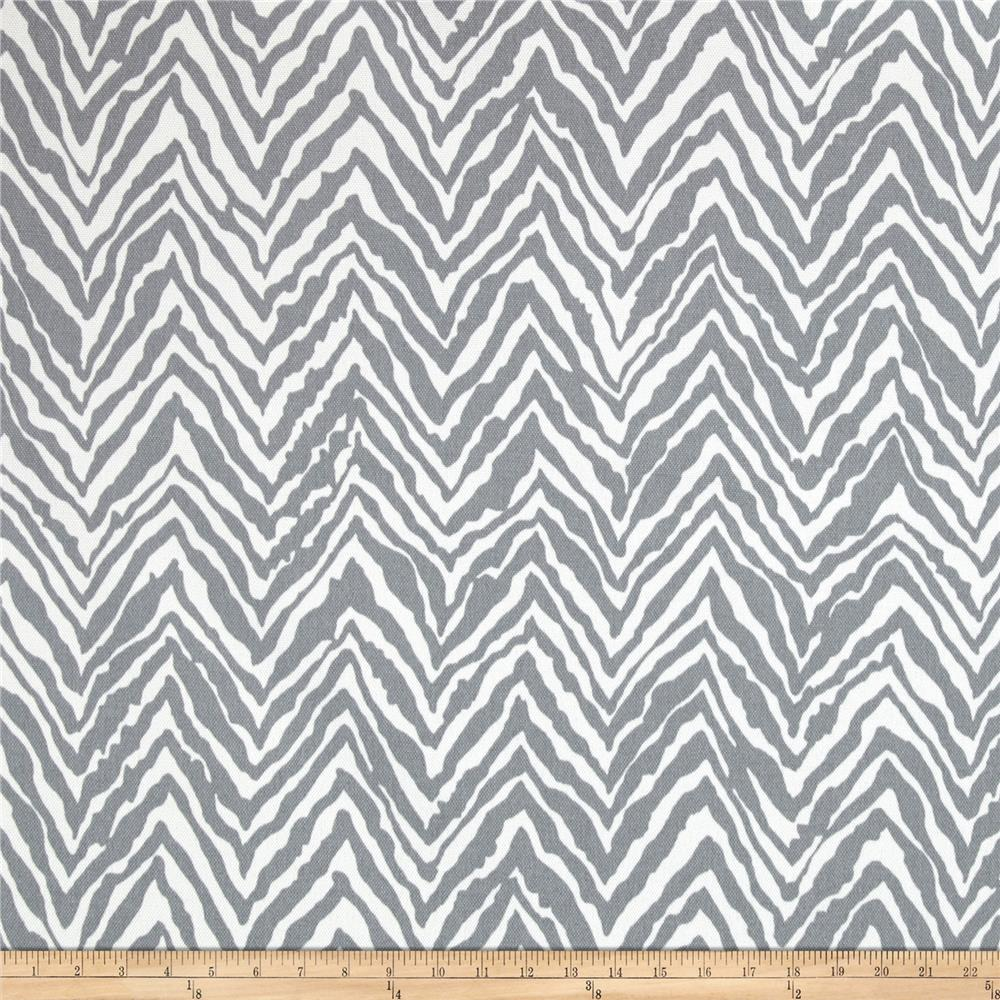 Swavelle/Mill Creek Indoor/Outdoor Hill Stone Silver Frost