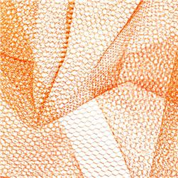 Nylon Net Orange