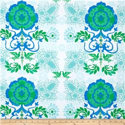 Ty Pennington Home Decor Sateen Spring 12 Revelat Royal