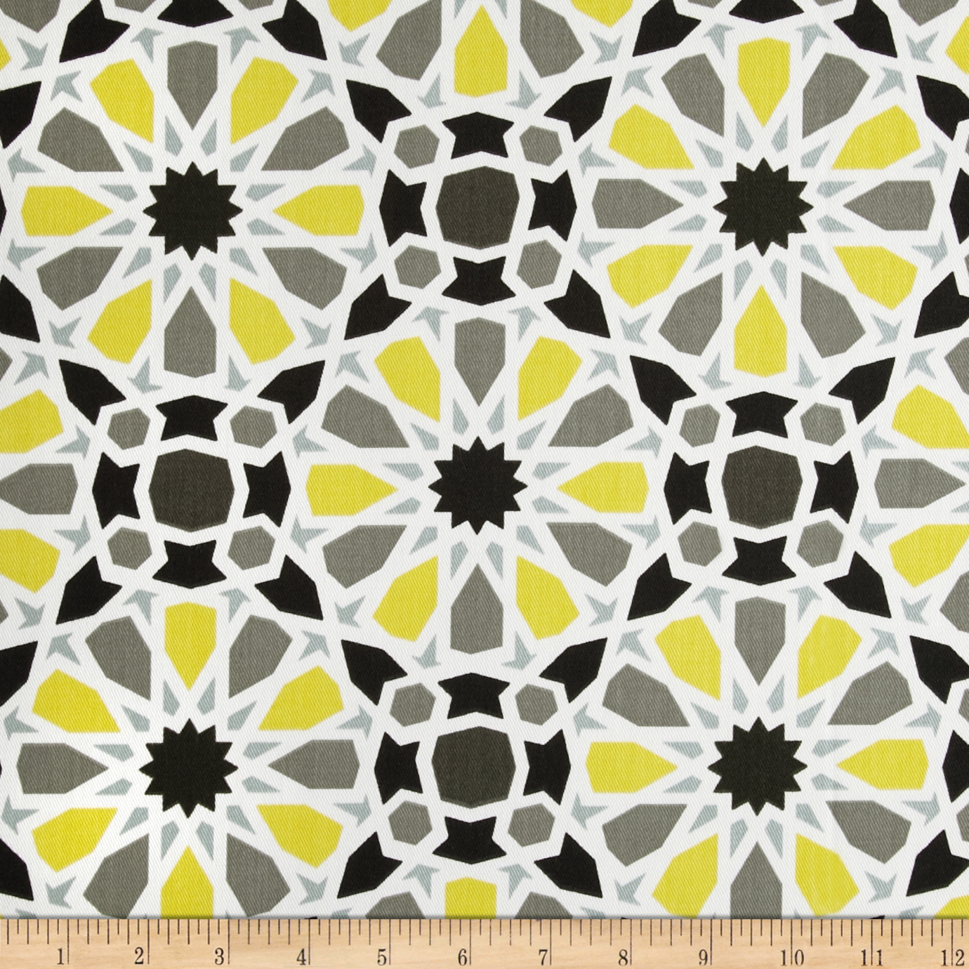 Waverly Starry Eyed Twill Lemon