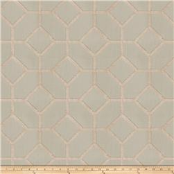 Fabricut  Embroidered Infatuation Aqua