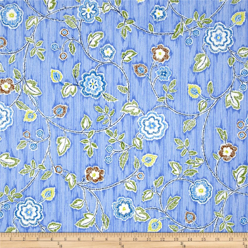 Iman Home Radiant Trail Lapis