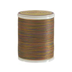 Superior King Tut Cotton Quilting Thread 3-ply 40wt 500yds Hieroglyphs