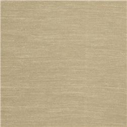 Jaclyn Smith 02626 Faux Burlap Blend Toast