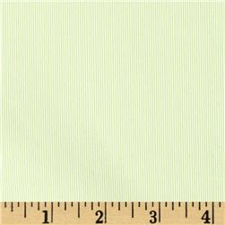 Baby Pincord Spring Green