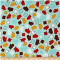 In The Kitchen Hot Pads Aqua