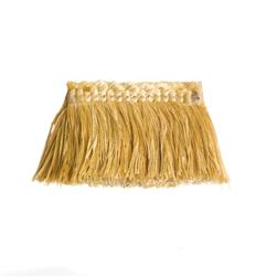 "Trend 2"" 01361 Brush Fringe Gold"