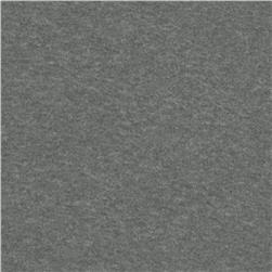 Stretch Nylon Jersey Knit Grey