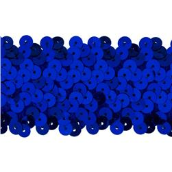 Team Spirit #68 Sequin Trim Royal