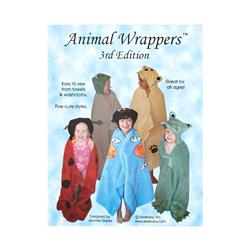 SewBaby! Animal Wrappers III Pattern Book