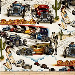 Drag Race Cars Multi
