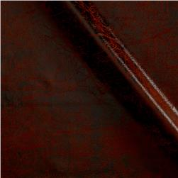 Faux Leather Fabric Grange Copper