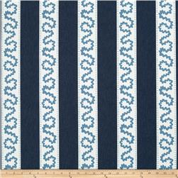 Madcap Cottage Brooks Street Twill Indigo