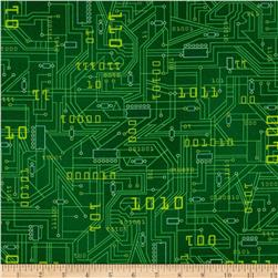 Plug & Play Circuit Board Lime