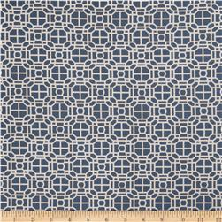 Jaclyn Smith Berkley Jacquard Indigo