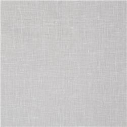 P Kaufmann Dune 100% Linen Sheers Winter White