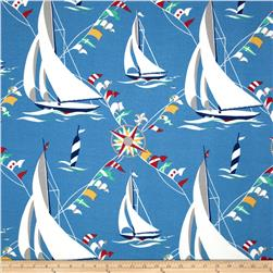 Waverly Sun N Shade Set Sail Atlantic Blue