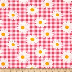 Gin Dai Cotton Poly Broadcloth Pink