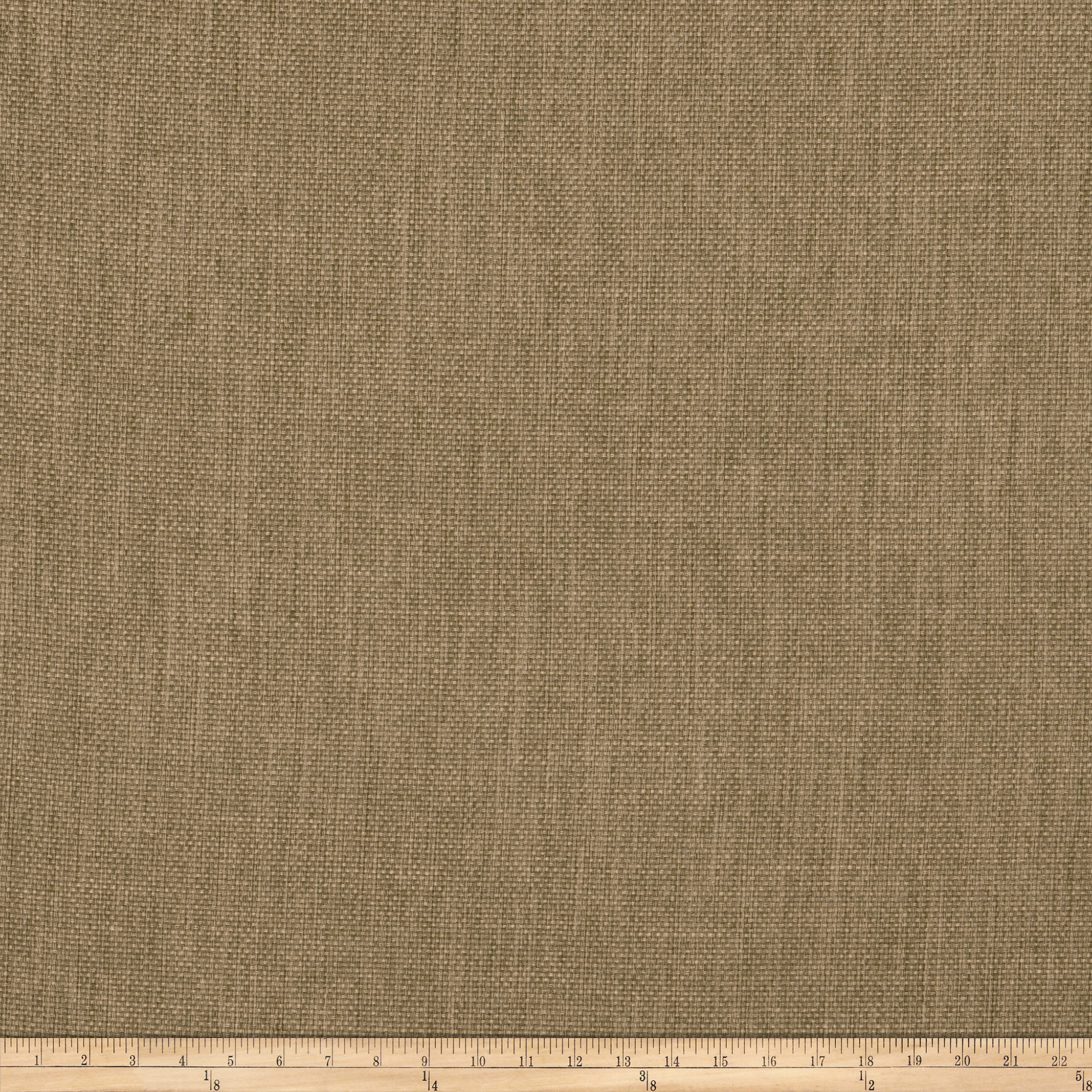 Trend 03607 Blackout Basketweave Khaki Fabric