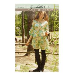 Tina Givens Zuchilla Top Pattern