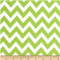 Remix Chevron Lime